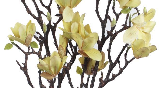 Maria Artificial Flower (Yellow) by Urban Ladder - Cross View Design 1 - 325455