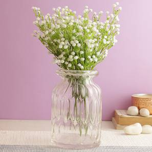 Norma Artificial Flower (White) by Urban Ladder - Design 1 - 325471