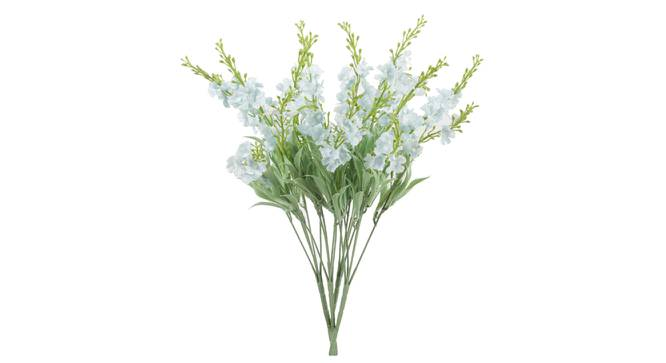 Lee Artificial Flower (Blue) by Urban Ladder - Front View Design 1 - 325475