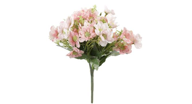 Janice Artificial Flower (Pink) by Urban Ladder - Front View Design 1 - 325529