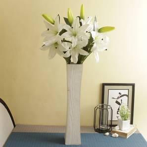 Juan Artificial Flower (White) by Urban Ladder - Design 1 - 325628