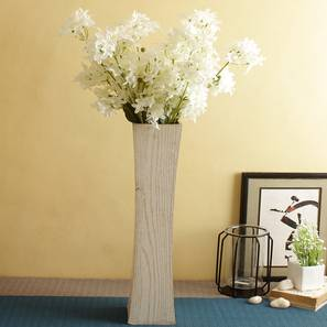 Moore Artificial Flower (White) by Urban Ladder - Design 1 - 325643