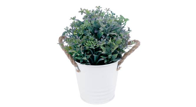 Lilian Artificial Plant With Pot by Urban Ladder - Cross View Design 1 - 325755
