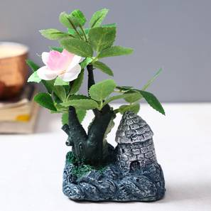 Joan artificial plant with pot lp