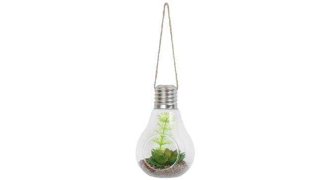 Morgan Artificial Plant With Pot (Green) by Urban Ladder - Front View Design 1 - 325794