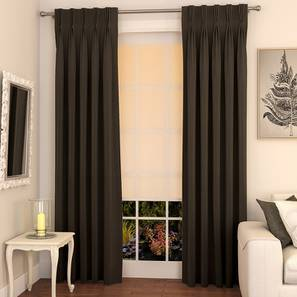 Matka door curtains set of 2 9 brown american lp