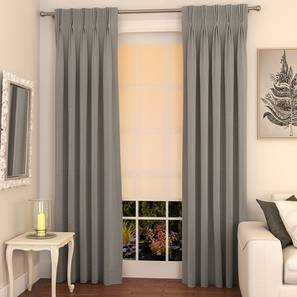 Matka door curtains set of 2 9 slate american lp