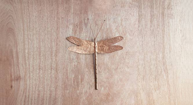 Dragonfly wall décor (Copper) by Urban Ladder - Design 1 Details - 327453