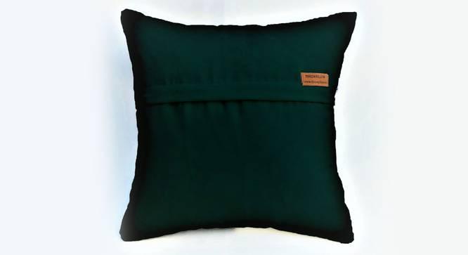 """Ira Cushion Cover (30 x 30 cm  (12"""" X 12"""") Cushion Size) by Urban Ladder - Rear View Design 1 - 327611"""