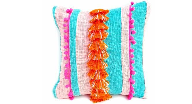 "Jones Cushion Cover (46 x 46 cm  (18"" X 18"") Cushion Size) by Urban Ladder - Front View Design 1 - 327639"