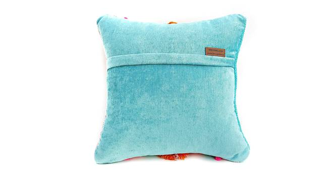 """Jones Cushion Cover (46 x 46 cm  (18"""" X 18"""") Cushion Size) by Urban Ladder - Rear View Design 1 - 327640"""