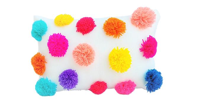 "Seth Cushion Cover (30 x 30 cm  (12"" X 12"") Cushion Size) by Urban Ladder - Front View Design 1 - 327665"