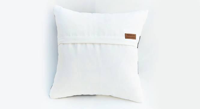 "Seth Cushion Cover (46 x 46 cm  (18"" X 18"") Cushion Size) by Urban Ladder - Rear View Design 1 - 327706"