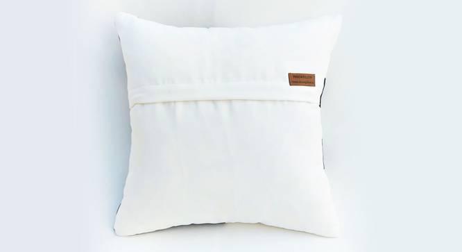 """Maira Cushion Cover (30 x 30 cm  (12"""" X 12"""") Cushion Size) by Urban Ladder - Rear View Design 1 - 327727"""