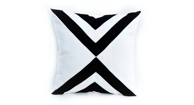 "Maira Cushion Cover (41 x 41 cm  (16"" X 16"") Cushion Size) by Urban Ladder - Front View Design 1 - 327734"