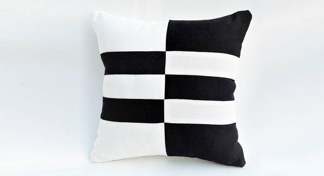 "Mable Cushion Cover (46 x 46 cm  (18"" X 18"") Cushion Size) by Urban Ladder - Front View Design 1 - 327752"