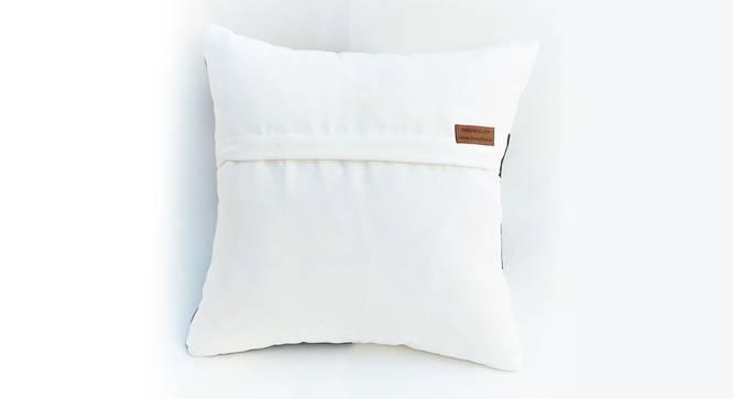 """Nola Cushion Cover (46 x 46 cm  (18"""" X 18"""") Cushion Size) by Urban Ladder - Rear View Design 1 - 327776"""