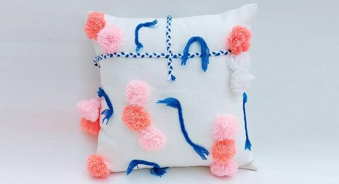 "Nola Cushion Cover (61 x 61 cm  (24"" X 24"") Cushion Size) by Urban Ladder - Front View Design 1 - 327805"