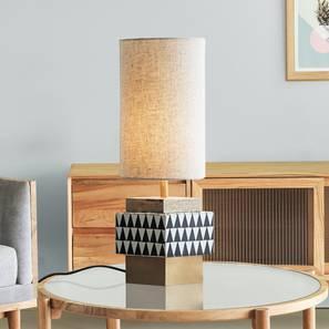 LOKO TABLE LAMP (Black Finish) by Urban Ladder - Design 1 Details - 327884