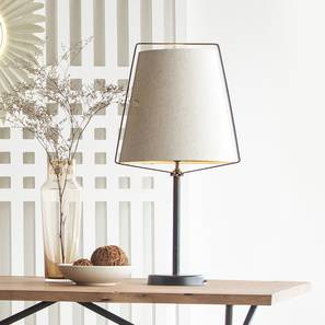 DALEN TABLE LAMP (Black Finish) by Urban Ladder - Design 1 Details - 327923