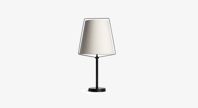 DALEN TABLE LAMP (Black Finish) by Urban Ladder - Design 1 Top View - 327924