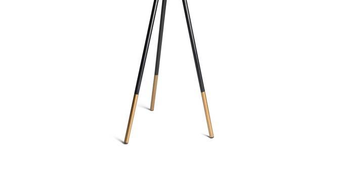 Rhea Floor Lamp Black (Black Finish) by Urban Ladder - Design 1 Top View - 327929