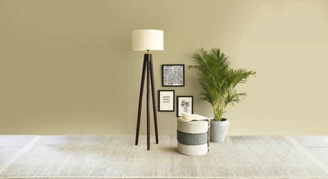 Oman  Floor Lamp (Black Finish) by Urban Ladder - Design 1 Details - 327938