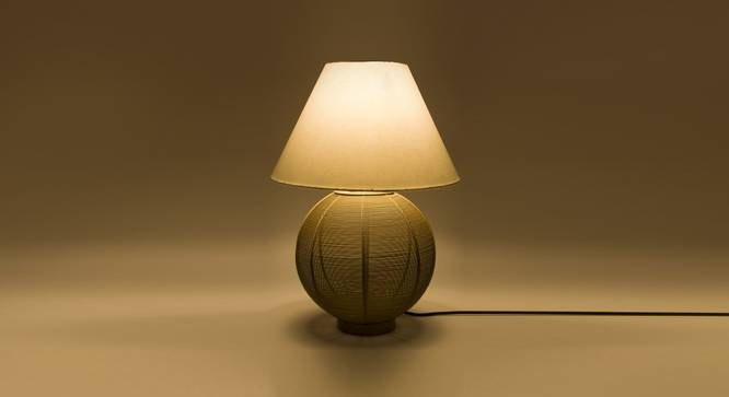 Tappa  Spherical Table Lamp (Black Finish) by Urban Ladder - Design 1 Details - 327980