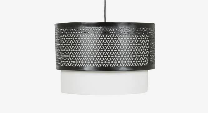 Oman  Wall Lamp (Black Finish) by Urban Ladder - Design 1 Details - 327998