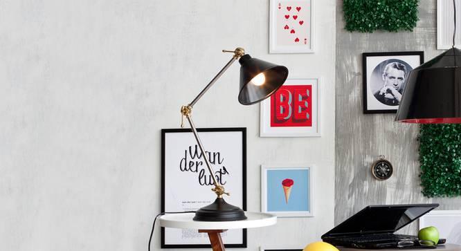 Brook  Study Lamp (Black Finish) by Urban Ladder - Design 1 Details - 328033