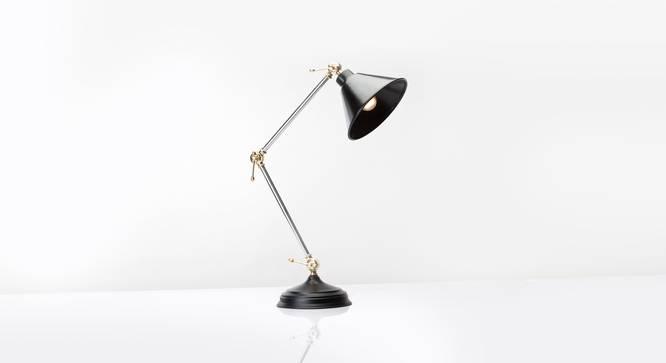 Brook  Study Lamp (Black Finish) by Urban Ladder - Design 1 Top View - 328034