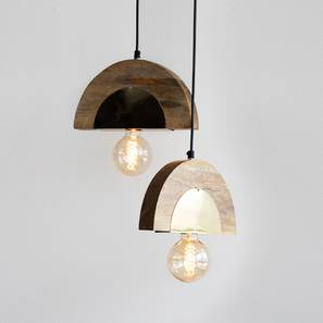 APOLLO HANGING LAMP (Black Finish) by Urban Ladder - Design 1 Details - 328047