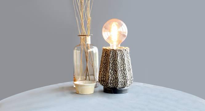 Shubra filament table Lamp (Black Finish) by Urban Ladder - Design 1 Details - 328066
