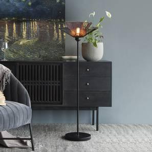KLIMT Floor (Black Finish) by Urban Ladder - Design 1 Details - 328080