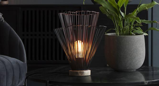 KLIMT Table Lamp (Black Finish) by Urban Ladder - Design 1 Details - 328085