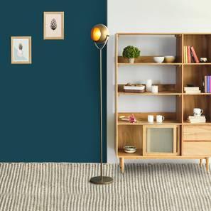 METROPOLIS Floor Lamp (Black Finish) by Urban Ladder - Design 1 Details - 328116