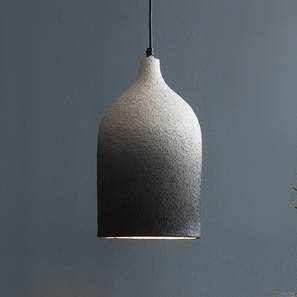 Dhola cylindrical  hanging lamp lp