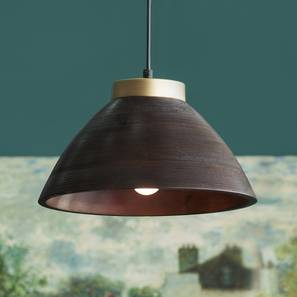 Empire dome hanging lamp lp