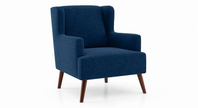 Brando Arm Chair (Cobalt) by Urban Ladder - Design 1 Details - 328232