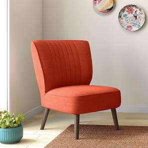 Grace accent chair lava rust 1 lp