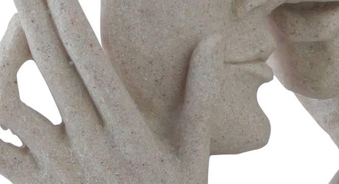 Ritu Figurine (Cream) by Urban Ladder - Cross View Design 1 - 328376
