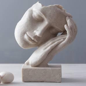 Roja Figurine (Cream) by Urban Ladder - Design 1 - 328377