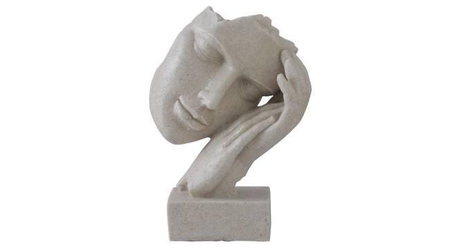 Roja Figurine (Cream) by Urban Ladder - Front View Design 1 - 328378