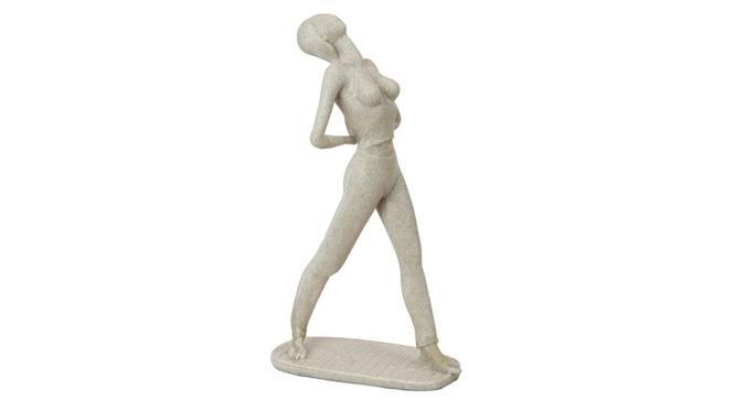 Unni Figurine (Cream) by Urban Ladder - Front View Design 1 - 328534