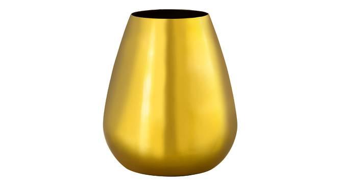 Manuel Vase (Gold) by Urban Ladder - Front View Design 1 - 328616