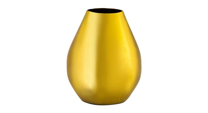 Mateo Vase (Gold) by Urban Ladder - Front View Design 1 - 328620