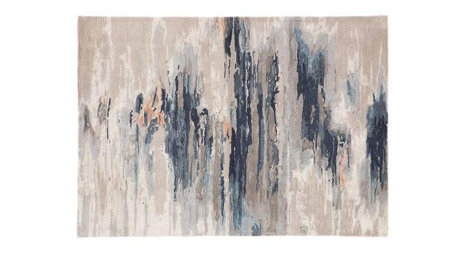 "Nagma Hand Tufted Carpet (244 x 244 cm (96"" x 96"") Carpet Size, Ashwood) by Urban Ladder - Cross View Design 1 - 328953"
