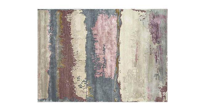 "Pinha Hand Tufted Carpet (152 x 244 cm  (60"" x 96"") Carpet Size, Ashwood) by Urban Ladder - Cross View Design 1 - 328993"