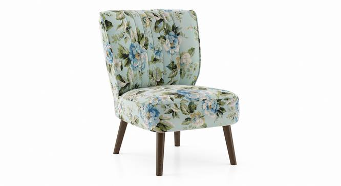 Grace Accent Chair (Gardenia) by Urban Ladder - Design 1 Top View - 329185