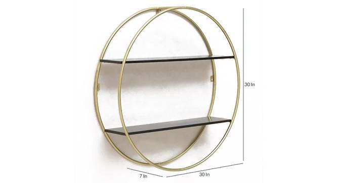 Ines Wall Shelf by Urban Ladder - Cross View Design 1 - 329225